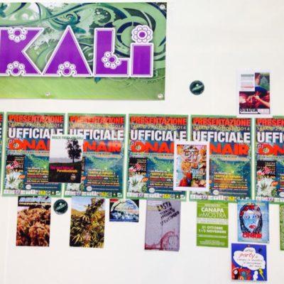 Kali grande punto di distribuzione a Palermo