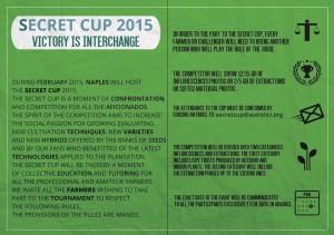Secret Cup